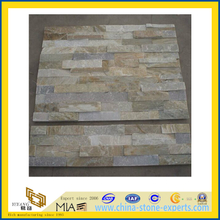 Yellow Slate Culture Stone Tile (YQA-S1047)