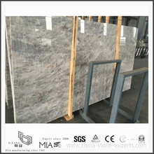 Charming New Vermont Grey Marble for Slabs/Countertop/Vanitytop/Flooring Tiles(YQW-MS311206)