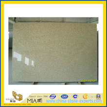 G682 Misty Yellow Granite Slab for Countertop(YQC)