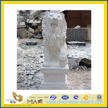 Marble Garden Animal Stone Carving(YQG-LS1039)