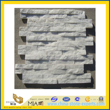 Cultural Stone/Cultured Stone/ White Quartzite (YQA-S1013)
