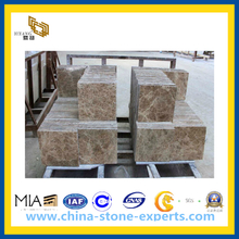 Polished Spain Light Emperador Marble Tile(YQC)
