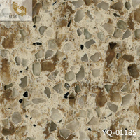 YQ-0118S | Standard Series Yellow Quartz Stone
