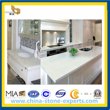 Artificial Quartz Stone for Kitchen Countertop&Bathroom Vanity Top