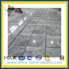 China Silver Mink/Silver Grey Marble Tile (YQC)