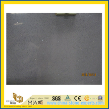 Crystal Light Grey Artificial Quartz Stone Tile for Kitchen/Bathroom/School Wall