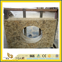 Giallo Santa Cecilia Granite Countertops for Kitchen Room/Bathroom