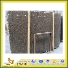 Baltic Brown Gang Saw Granite Slab for Floor Paving(YQC)