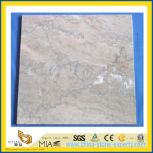 Grey Crema Marble Tile for Flooring Decoration