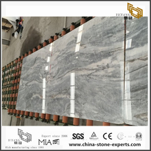 Diy Beautiful Vemont Grey Marble for Wall Backgrounds & Floor Tiles (YQW-MS090702)