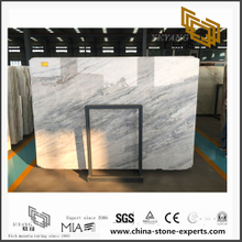 Beautiful Vemont Grey Marble Tiles for Floor design(YQN-101003)