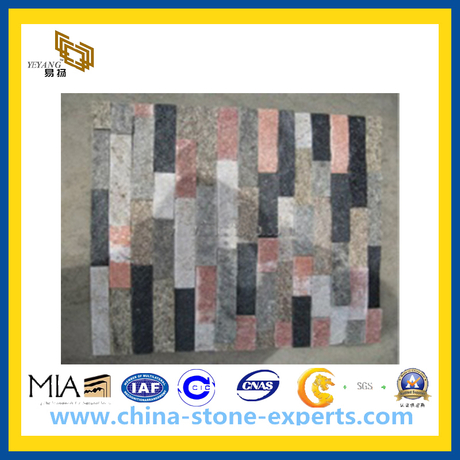 Multicolor Natural Culture Stone for Wall Cladding(YQG-PV1060)