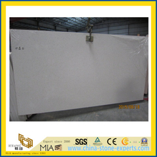 Crystal White Artificial Quartz Stone for Kitchen/Bathroom/School Floor Tiles