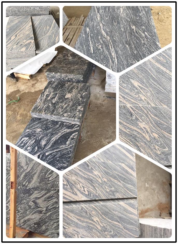 china juparana granite tiles