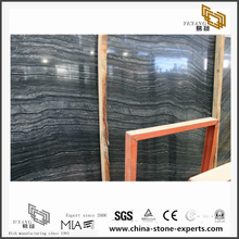 Antique Wood Grainy marble for interior design(YQN-092004)