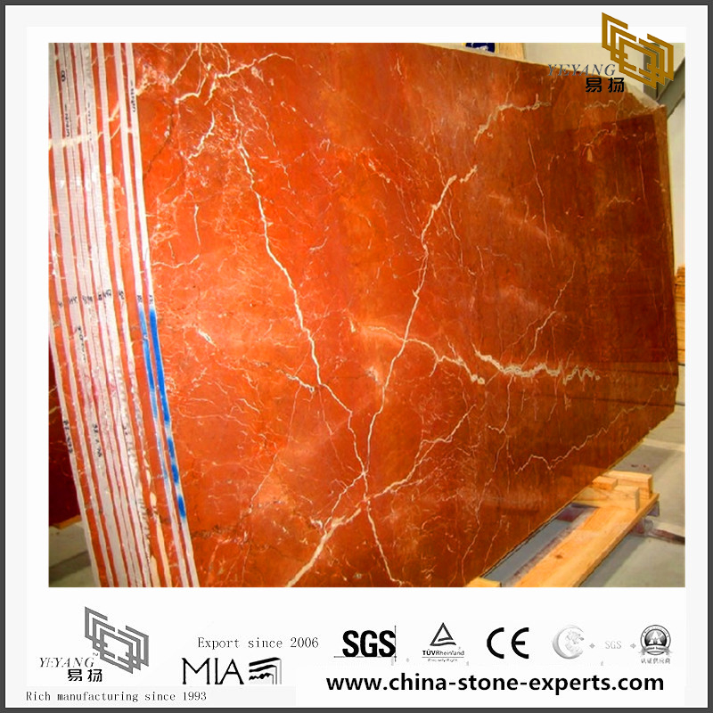 Rojo Alicante Marble for walls/floor(YQN-092307)