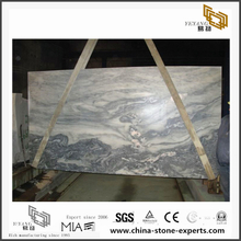 Vemont Gray marble for freight & wall in the living room(YQN-091202)