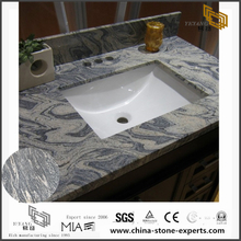 Classico Fantasy China Juparana Granite for Bathroom & Kitchen Countertop Design (YQW-GC072205)