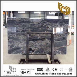 New Polished exclusive Marble for bathroom wallpaper & table tops (YQN-103101)