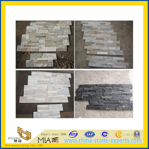 Meshed Z Shape Wall Slate with Various Colors (YQA-S1021)