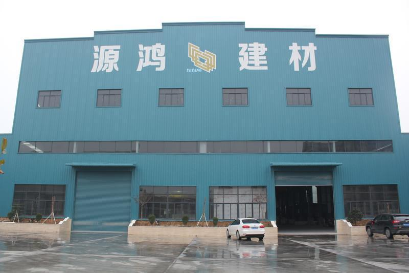 Morden factory for fabricating Quartz & Granite countertop,it has 23 years experience.We do lots of projects in north america .When you come to China,we warmly inivte you to visit us.