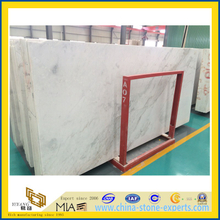 Castro White Marble Building Decorative Material for Construction Floor / Wall