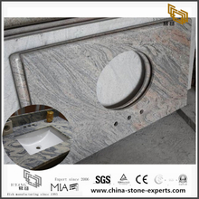 Wholesale China Juparana Granite Kitchen Countertops (YQW-GC072204)