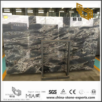 New Grey Marble for & kitchen floor/backsplash (YQN-103102)