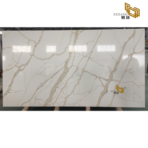 Quartz Slabs Countertops Vanity Tops Factory Sales C3011