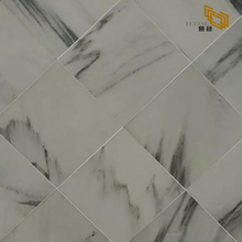 White Marble Polished Mosaic for Bathroom Wall