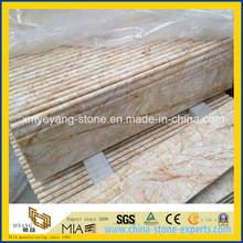 Gold Spider Marble Border Line / Skirting Line for Interior Decoration