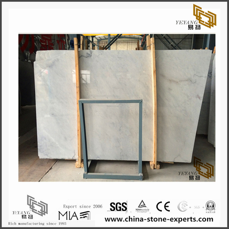 Laurence White Marble floor/wall for interior design(YQN-091305)
