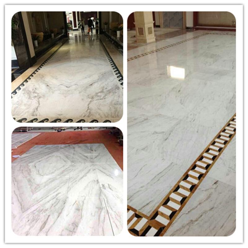 002 Castro White floor tiles