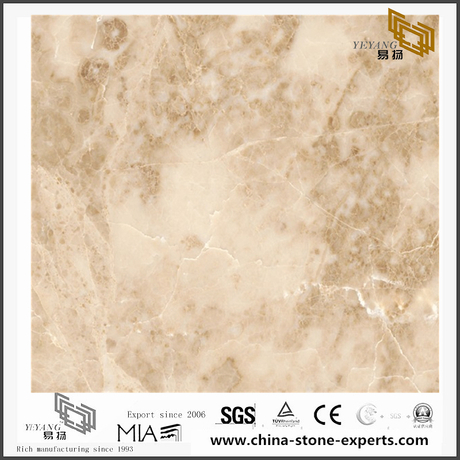 Beautiful Cappuccino Marble Stone for Wall Backgrounds & Floor Tiles(YQN-092903)