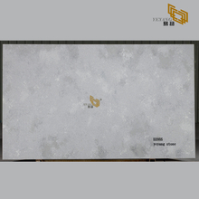 Grey quartz kitchen floor tiles quartz slab suppliers project D2005