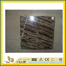 Coffe Marble for Indoor Flooring Decoration