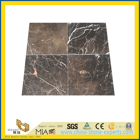 Chinese St. Laurent Marble Tile for Flooring Decoration