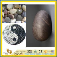 Cobble Stones and River Stones Pebble for Garden Landscape Decoration