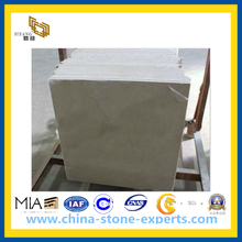 Polished Beige Natural Flooring Marble Tiles(YQC)