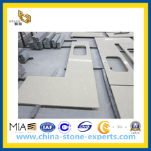 Engineered Quartz Stone for Floor/Wall/Kitchen Top(YQA-QC)