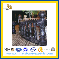 Marble & Granite Stair Railing Balustrade Baluster