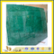 Indian Green Marble for Floor Tile, Countertop(YQG-MS1033)