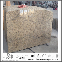 Prefabricated Light Yellow Granite Countertops for Kitchen (YQW-GC052408)