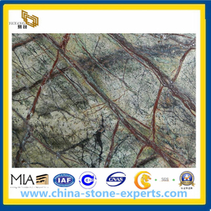 Rainforest Green Marble (YQA-1015)