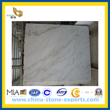 Bianco Carrara White Marble Tile for Floor and Wall(YQC)