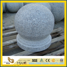 Cheap Natrual Granite Stone Ball / Parking Stone / Car Stop Stone