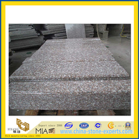 G664 Red Granite Floor Tiles and Staircase