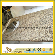 Factory Direct Chrysanthemum Yellow Granite Kitchen Countertop