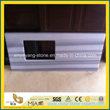 Marmala White Marble Vanity Top for Bathroom Decoration
