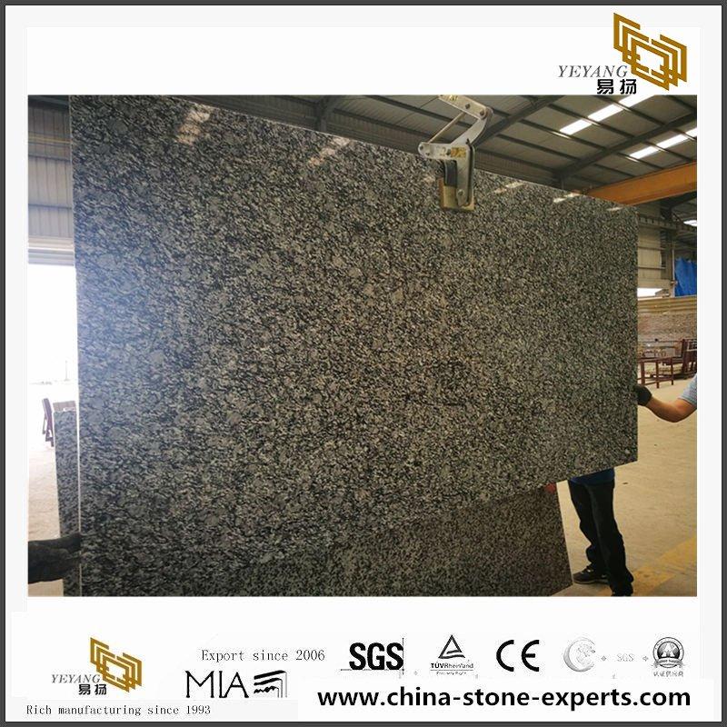 China White Wave Granite Cut To